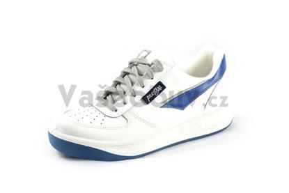 Obrázek Prestige M86808 bílé obuv kožená