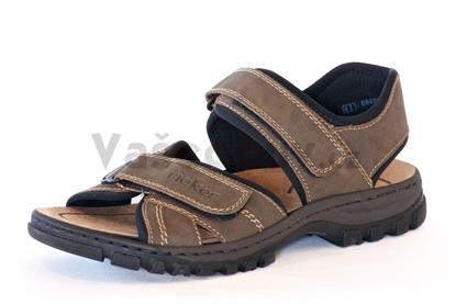 Obrázek Rieker 25051-27 pánské sandály