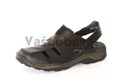 Obrázek Rieker 08077-02 pánský sandál