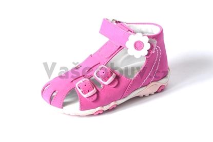 Obrázek Sázavan dětské sandálky Fuxie
