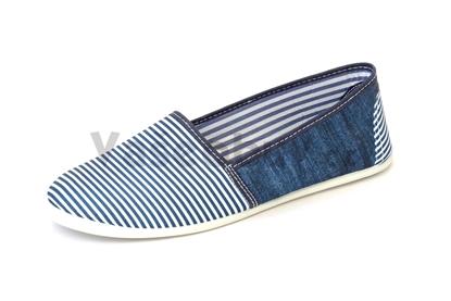 Obrázek Berma plátěná obuv Jeans 3300/4
