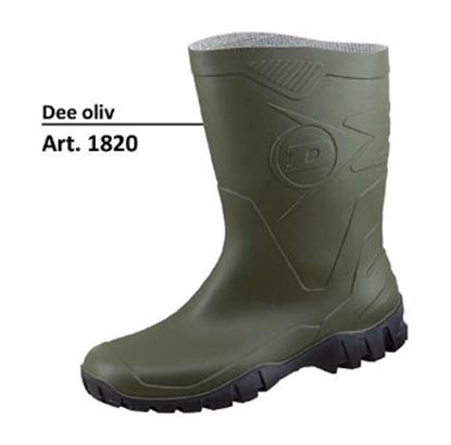 Obrázek Dunlop Ecofort DEE zelené holinky