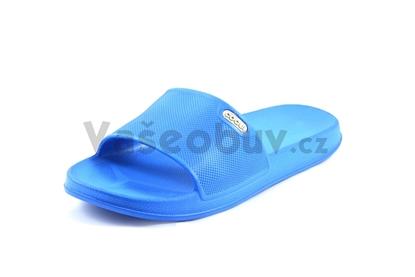 Obrázek Coqui Tora 7092 sea/blue pantofle