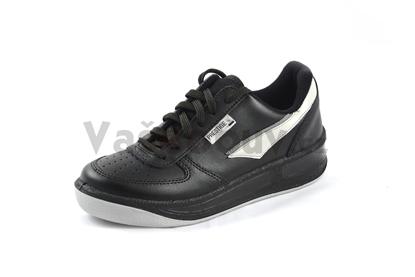 Obrázek Prestige M86808 černé obuv kožená