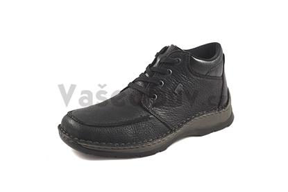 Obrázek Rieker 05332-01 black zimní obuv