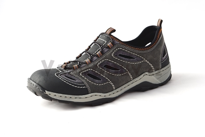 Obrázek Rieker 08065-02 grau pánská obuv