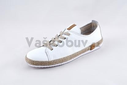 Obrázek Deska 110 white floret dámská obuv