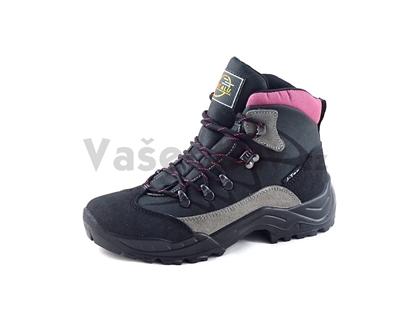 Obrázek JacAlu A2620z21 dámská zimní obuv