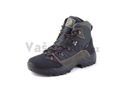 Obrázek JacAlu A2622z41 pánská zimní obuv