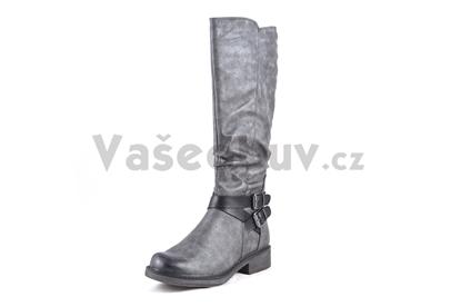 Obrázek Marco Tozzi 2-26622-23 Dk.grey obuv