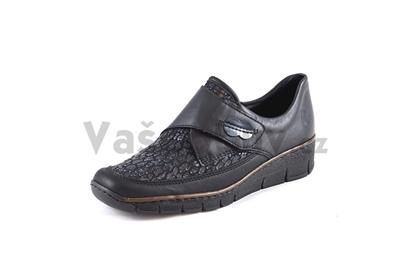 Obrázek Rieker 537C0-00 dámská obuv