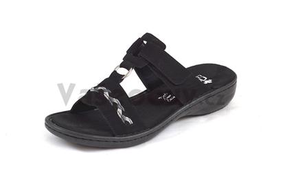 Obrázek Rieker 60888-00 black dámská obuv
