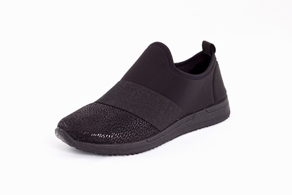 Obrázek Medi Line 80516 black obuv Hallux