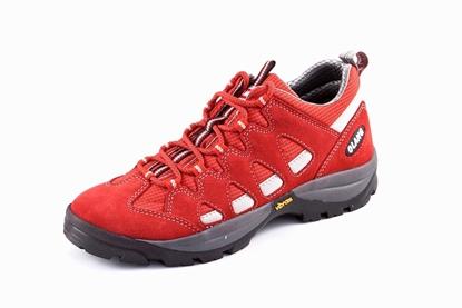 Obrázek Olang Corvara 815 red treková obuv