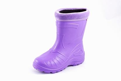 Obrázek Befado holinky zateplené fialová