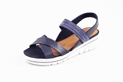 Obrázek Marco Tozzi 2-28514-26 navy sandále
